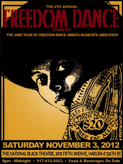 Assata Freedom Dance