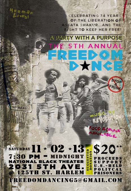 Assata 34th Freedom Dance