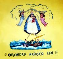 Efo Nation flag from Matanzas (9486 bytes)