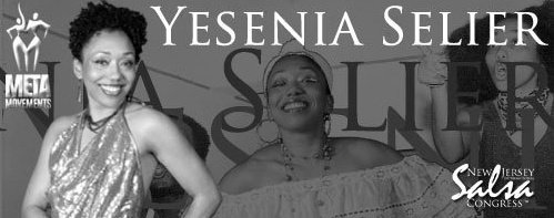 Yesenia at Salsa Congress